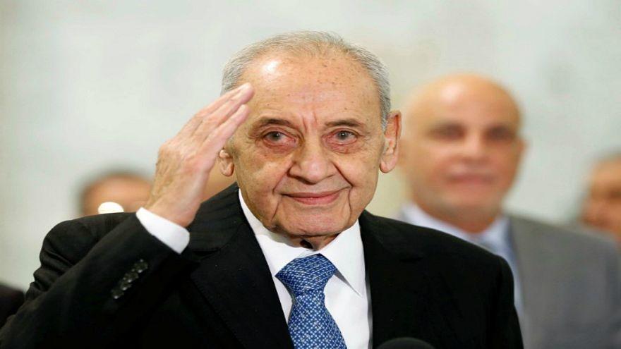 نبيه بري يدعو إلى تشكيل حكومة مباشرة بعد انتخابه رئيسا للبرلمان