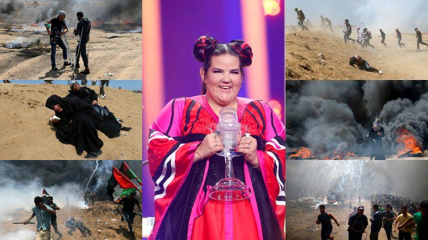 Hollandalı komedyenin parodisine İsrail'den tepki