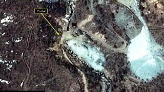 Internationale Presse in Nordkorea zur Sprengung des Atomtestgeländes versammelt
