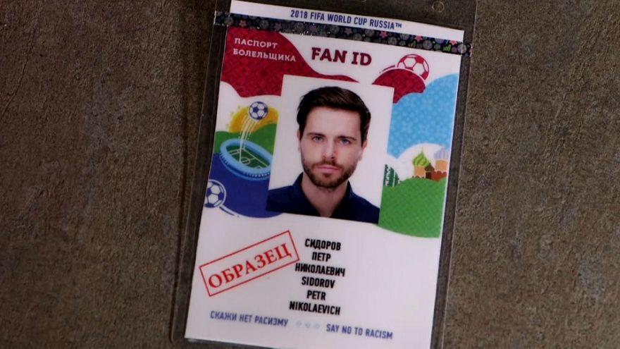La carte de fan, le sésame de la Coupe du monde