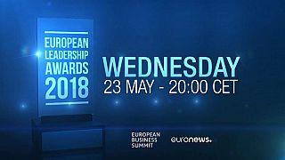 Tudo o que deve saber sobre os Prémios para a Liderança Europeia