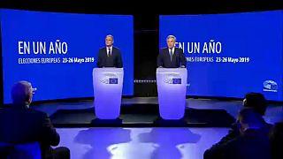 До выборов в Европарламент остался год