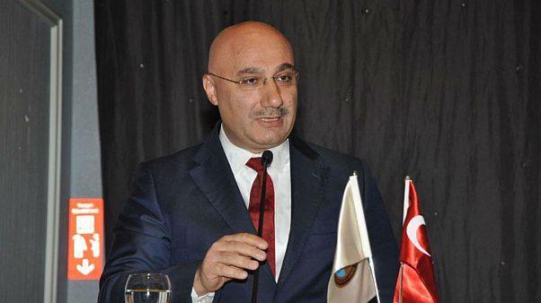 عثمان ارسلان، مدیر اجرایی هالک بانک ترکیه