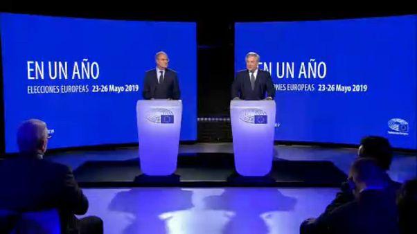 Ένας χρόνος από τις ευρωεκλογές