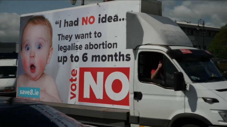 El debate sobre el aborto en Iranda entra en su recta final