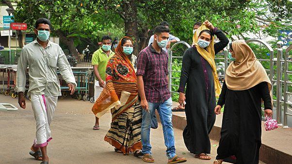 Le sud de l'Inde en proie à un virus mortel