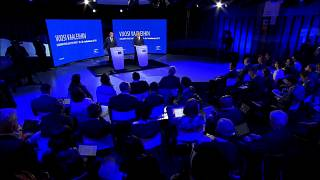 European Parliament marks year to go before new elections