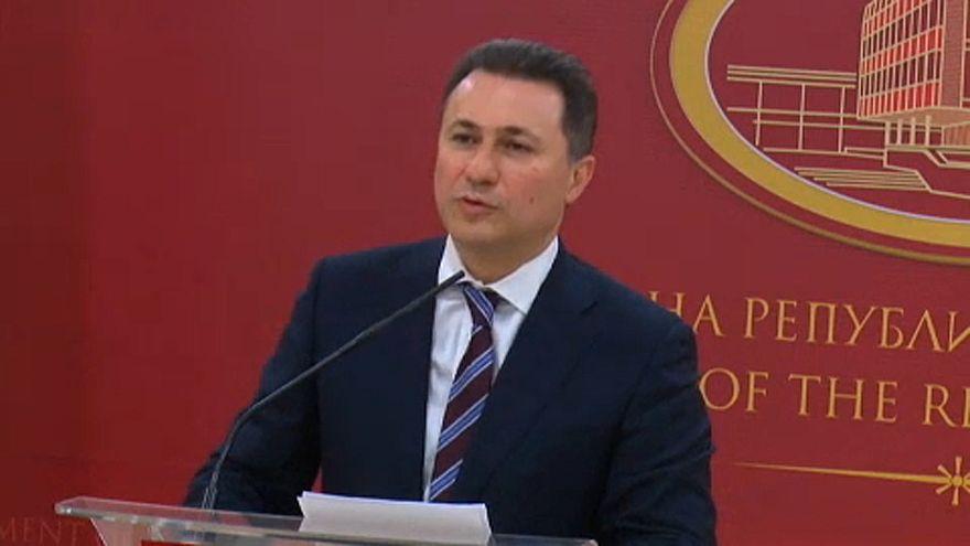 Elítélték a volt macedón kormányfőt