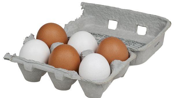 تناول بيضة يوميا تقيك من أمراض القلب