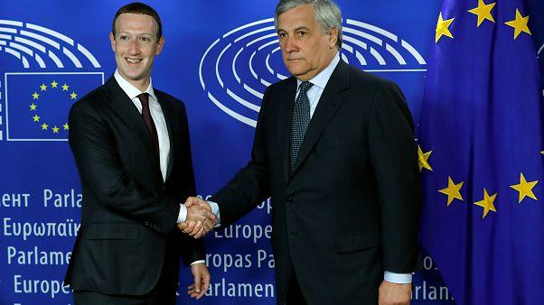 Цукерберг не удовлетворил евродепутатов