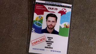 Credencial para adeptos no Mundial da Rússia - FAN ID