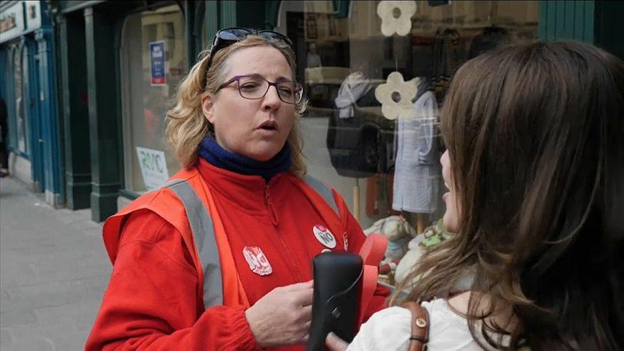 Campanha para o referendo do aborto aquece na Irlanda