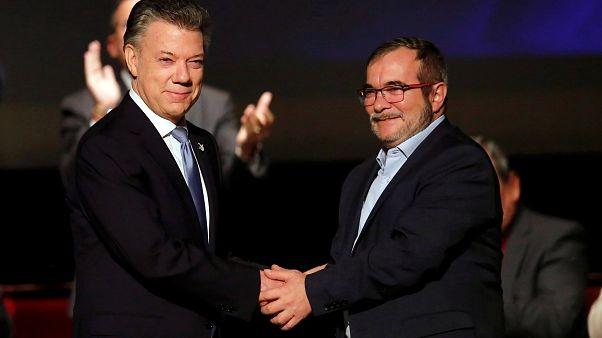 La paz en Colombia en juego