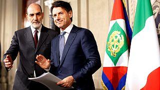 جوزپه کنته با پشتیبانی راستگرایان ایتالیا مامور تشکیل کابینه شد