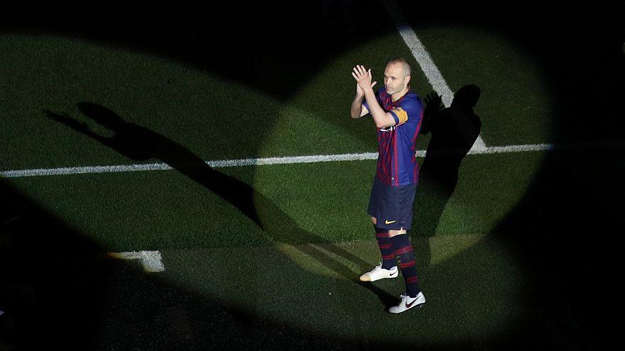 Camp Nou, Barcelona. 20. Mai 2018