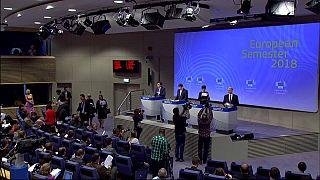 Avrupa Komisyonu ekonomik tavsiye paketini açıkladı