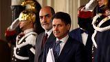 Giuseppe Conte recibe el encargo de Mattarella para formar gobierno