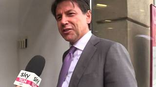 Italian president gives PM mandate to Conte