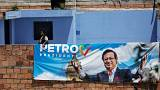 Las FARC y Venezuela, los fantasmas de las decisivas elecciones en Colombia