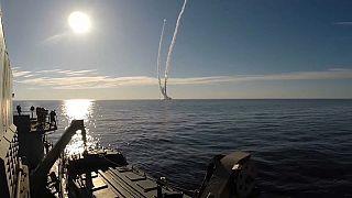 Russland testet Interkontinentalraketen von U-Boot aus