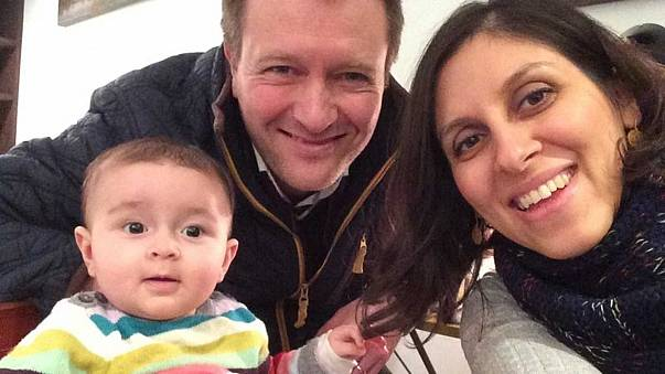 Family of British mum jailed in Iran plea for release in time for daughter's birthday