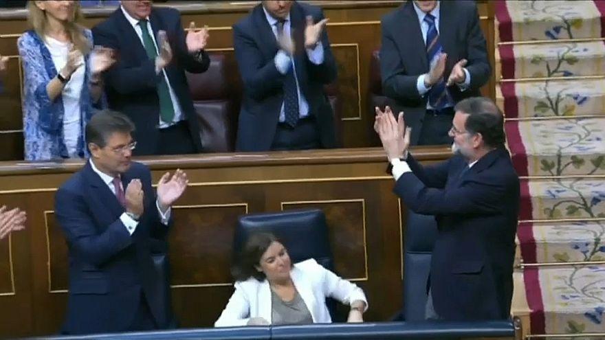 Rajoy salva los presupuestos gracias a los nacionalistas vascos