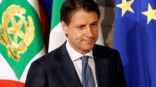 Ιταλία: Εντολή σχηματισμού κυβέρνησης πήρε ο Τζιουζέπε Κόντε