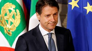 """الرئاسة الإيطالية: """"جوزيبي كونتي رئيسا للوزراء"""""""