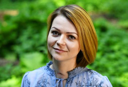 Yulia Skripal speaks for the first time since Salisbury attack