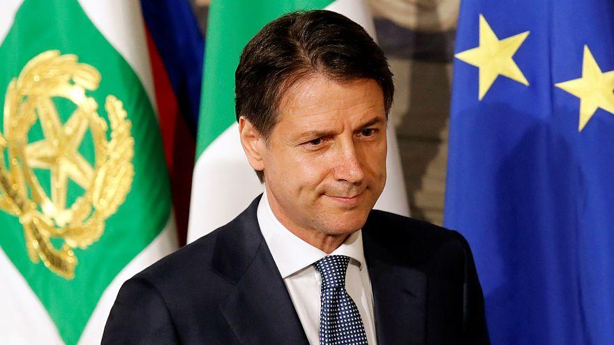Giuseppe Conte nomeado primeiro-ministro italiano