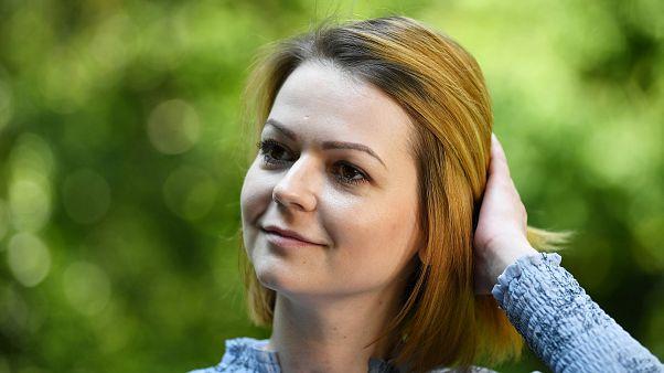 Pour la première fois, Yulia Skripal la miraculée parle