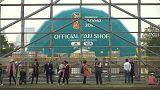طلاب جامعة موسكو يحتجون على وجود مشجعي كأس العالم في الحرم الجامعي