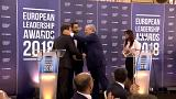 Европейская Премия Лидерства: первые лауреаты