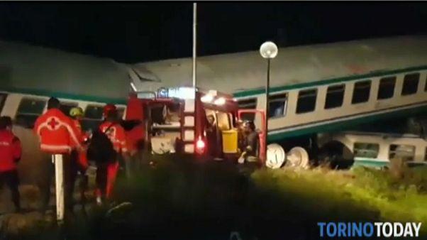 Collision meurtrière entre un train et un camion en Italie
