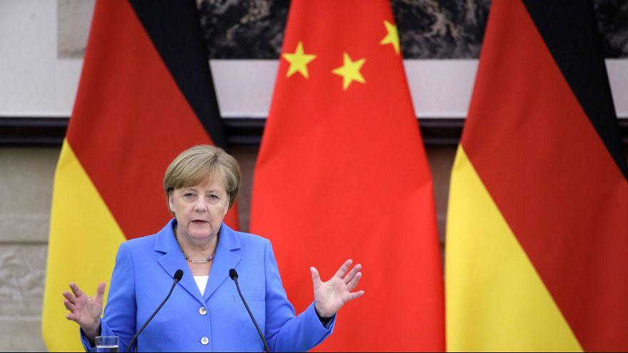 مرکل: آلمان و چین به برجام پایبند میمانند