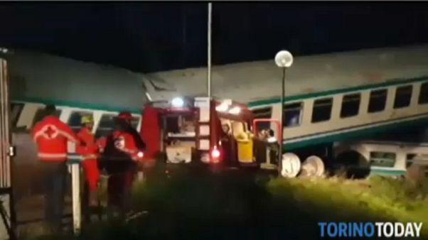 Ιταλία: Σύγκρουση τρένου με νταλίκα