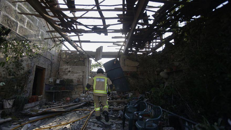 قتيل و26 مصابا في انفجار بمخزن للألعاب النارية في إسبانيا