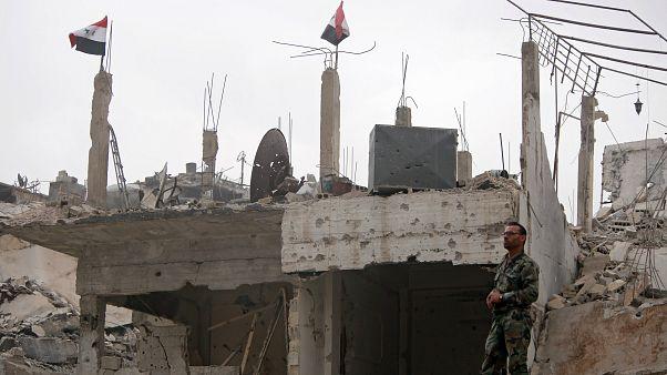 سوريا تتحدث عن قصف لقوات التحالف استهدف مواقعها العسكرية وأمريكا تنفي