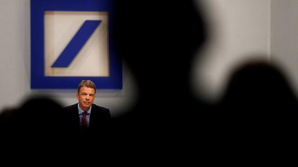 Deutsche Bank baut tausende Stellen ab