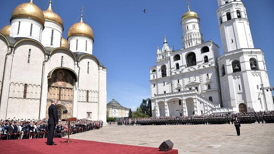 Kiev accuse Moscou de piratage