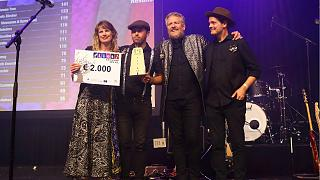 Cornish group wins 'Eurovision for regional languages'