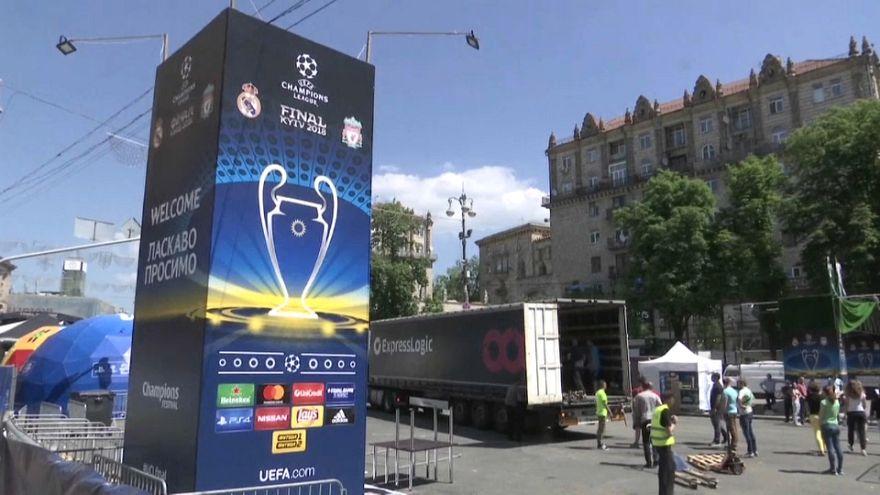 Kiev teme un ciberataque masivo coincidiendo con la final de la Liga de Campeones