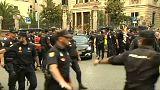 Cataluña: 22 detenidos por el presunto desvío de fondos para el 'procés'
