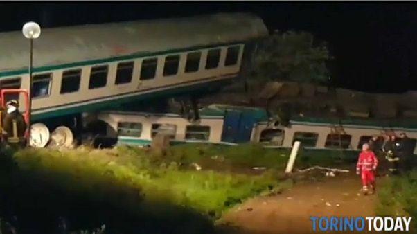 Italien: Tote bei Zugunglück nahe Turin