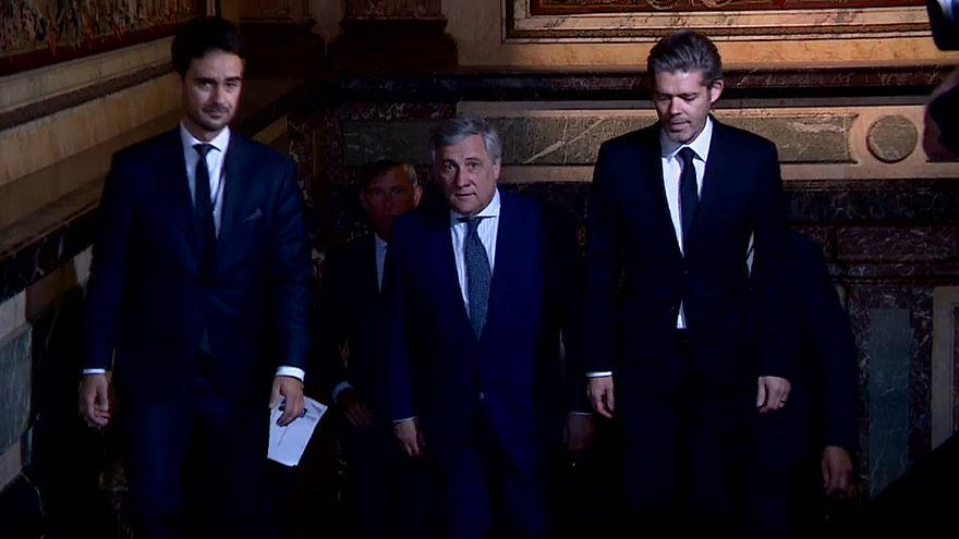 Лауреаты премии Европейского лидерства смотрят вперед