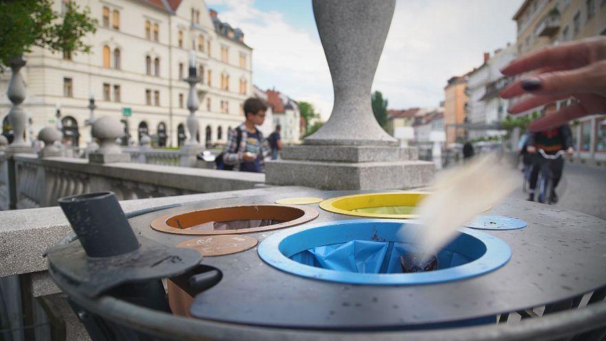 O melhor centro de tratamento de resíduos da Europa