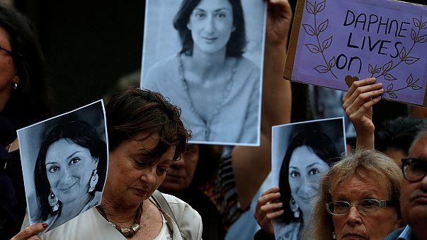 """""""Sabemos de quem a nossa mãe tinha medo"""", Andrews Caruana Galizia"""