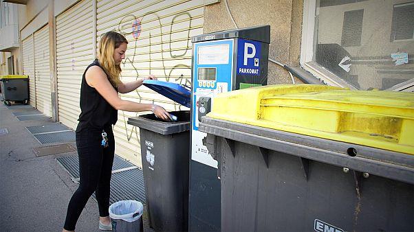 RCERO Ljubljana: a recycling tale