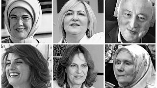 Cumhurbaşkanı adaylarını biliyoruz, ya eşlerini? 5 'First Lady' ve bir 'First Gentleman' adayını tanıyın!