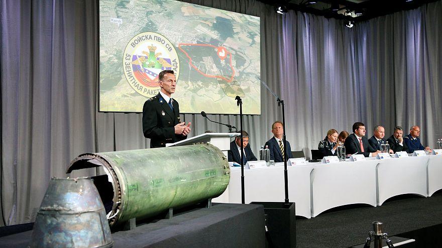 Una brigada rusa derribó el vuelo MH17 de Malaysia Airlines en Ucrania